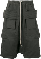 Rick Owens cargo shorts - men - Cotton - S