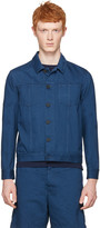 Marni Blue Denim Jacket