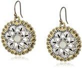 Lucky Brand Floral JLRY6463 Drop Earrings