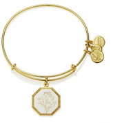 Alex and Ani April Sweet Pea Bracelet