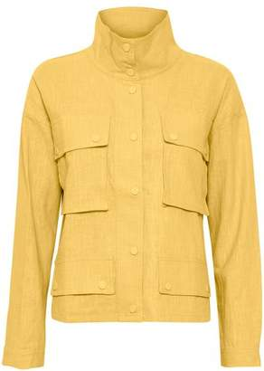 Hunter Denim Yellow Short Jacket - 14