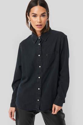 Calvin Klein Boy Shirt Black