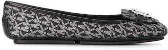 MICHAEL Michael Kors Lillie logo-print loafers