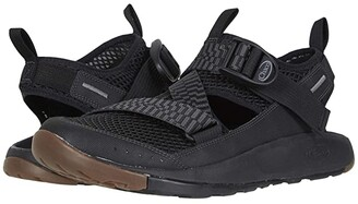 Chaco Odyssey Sandal (Black) Men's Shoes