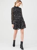 Very Woven printed shirt dress
