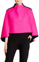 Milly Reversible Cape Jacket