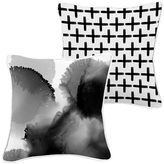 Urban Road Blanc et Noir Cushion
