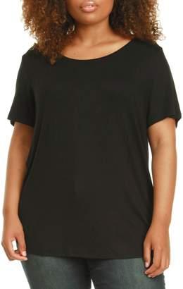Dex Plus High-Low Short-Sleeve T-Shirt