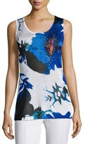 Berek Lapis of Luxury Floral Tank, Plus Size
