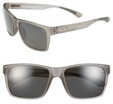 Zeal Optics Women's 'Brewer' 57Mm Polarized Plant Based Sunglasses - Brewer Colorado Tortoise