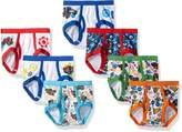 Nickelodeon Boys' Toddler 7pk Underwear
