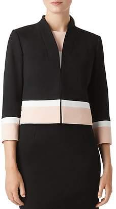 Hobbs London Leah Color-Block Jacket