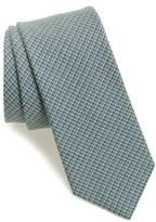 Nordstrom Geometric Silk Blend Tie