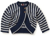 Tea Collection Suki Stripe Cardigan (Big Girls)