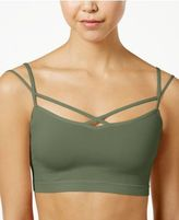 Planet Gold Juniors' Crisscross Bralette