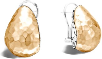 John Hardy 'Classic Chain - Buddha Belly' Stud Earrings