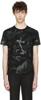 Valentino Black Camunoir T-shirt