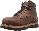"""Timberland Men's Ascender 6"""" Alloy Safety Toe WP Industrial and Construction Shoe"""