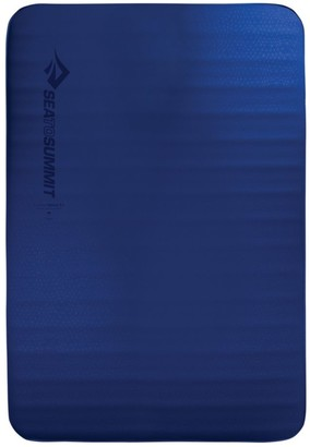 L.L. Bean L.L.Bean Sea To Summit Comfort Deluxe Self-Inflating Sleeping Mat, Double