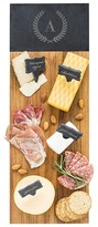Cathy's Concepts Monogram Acacia Wood Cheese Board