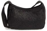 Robert Zur Small True Glove Leather Hobo - Black