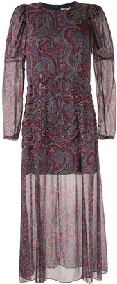 Thurley Aphrodite printed dress