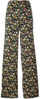 Tory Burch 'Vilette' trousers - women - Polyester/Triacetate - 2
