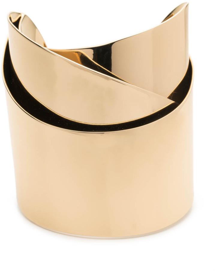 Alexis Bittar Ribbon Cuff Bracelet