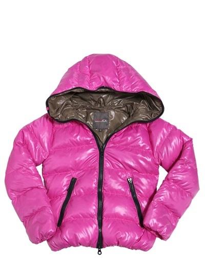 Duvetica Bright Nylon Down Jacket
