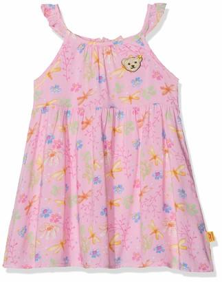 Steiff Baby Girls' Kleid Ohne Arm Dress