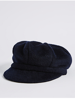 M&S Collection Baker Boy Winter Hat