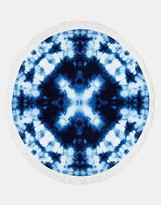 Seafolly Tie-Dye Round Beach Towel