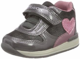 Geox Baby Girls' B Rishon B Low-Top Sneakers