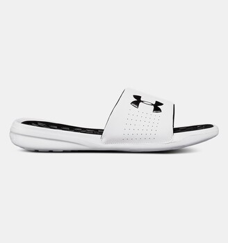 Under Armour Men's UA Playmaker Fixed Strap Slides