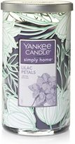 Yankee Candle simply home Lilac Petals 12-oz. Decal Jar Candle