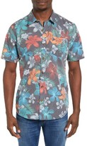 O'Neill Men's Blissful Print Shirt