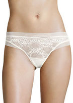 Calvin Klein Lace Pull-On Thong