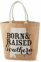 Mud Pie Southern State Tote (Alabama) by