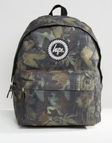 Hype Backpack Fall Leaves