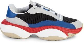 Puma Alteration Kurve Leather Colorblock Sneakers