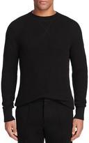 Alexander Wang Cotton Waffle Knit Sweater