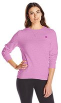 Champion Women's Pullover Eco Fleece Sweatshirt