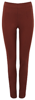 Phase Eight Amina Darted Jeggings, Tobacco