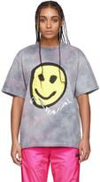 Misbhv Grey Tie-Dye The Eternal Dream T-Shirt