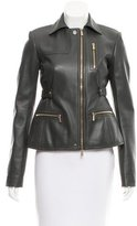 Jason Wu Resort 2015 Casual Leather Jacket