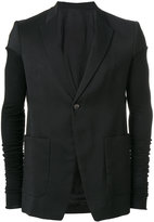 Rick Owens one button blazer