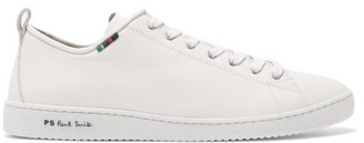 Paul Smith Miyata Leather Trainers - Mens - White