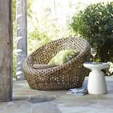west elm Montauk Nest Chair - Antique Palm