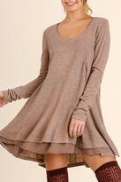 Umgee USA Harper Layered Dress