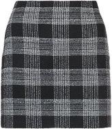 Alice + Olivia Alice+Olivia checkered short skirt